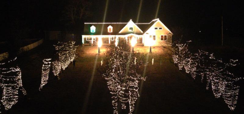 the christmas light show - Christmas Light Show Nj